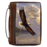 Soaring Eagle Bible Cover, Large