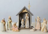 Foundations 9-Piece Nativity Set