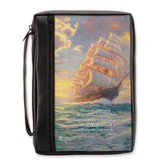 CourgeousVoyage Bible Cover, Medium