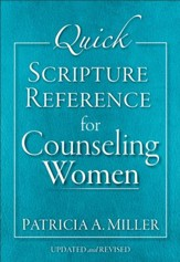 Quick Scripture Reference for Counseling Women / Revised - eBook