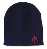 LETGO Beanie-Blue-Anchor