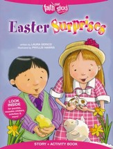 Easter Surprises, Story & Activity Book