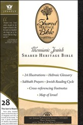 Messianic Jewish Shared Heritage Bible