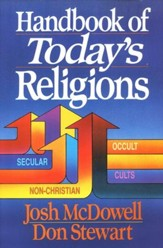 Handbook of Today's Religions - Slightly Imperfect