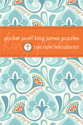 Pocket KJV Puzzles, New Testament