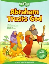 Abraham Trusts God, Story and Activity Book