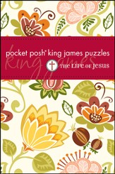Pocket KJV Puzzles, Life of Jesus