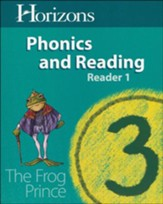 Horizons Phonics & Reading Grade 3 Student Reader 1