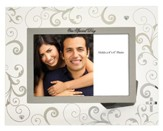 Our Special Day Glass Photo Frame