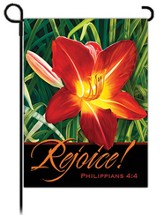 Rejoice Flag, Small