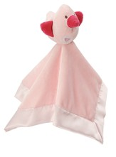 Heaven Sent Snuggle Blankie, with Bird, Pink