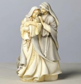 Foundations Holy Family Figurine  - Slightly Imperfect