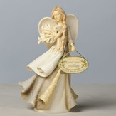 Count Your Blessings Angel Figurine