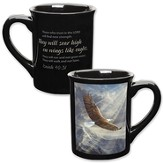 On Wings Like Eagles Mug