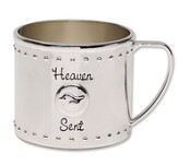 Heaven Sent Silverplate Cup