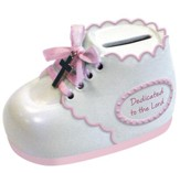 Dedicated To the Lord, Bootie Bank, Pink