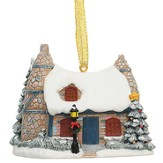 Stonehearth Cottage Ornament