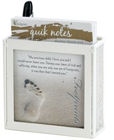 Footprints Note Sheets