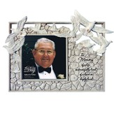 In Memory Of A Life Beautifully Lived Photo Frame