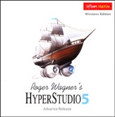 HyperStudio 5 on CD-Rom (for Windows)