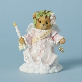 All Is Bright Angel Figurine
