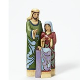 Holy Family Mini Figurine