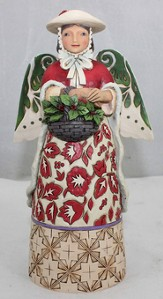 Williamsburg Angel Figurine