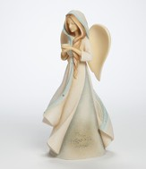 Peace Angel Figurine