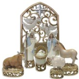 Legacy of Love Nativity Set 7 Pieces
