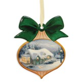 Thomas Kinkade, Silent Night Ornament