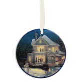 Thomas Kinkade, Holiday Cheer Ornament