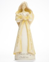 Bless our Children Figurine