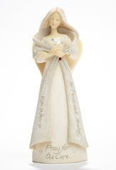 Pray For A Cure Figurine