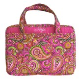 Hope Bible Cover, Pink Paisley, X-Large