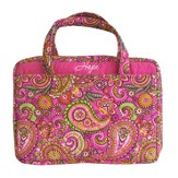 Hope Bible Cover, Pink Paisley, Large