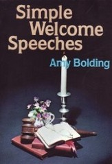 Simple Welcome Speeches (Pocket Pulpit Library) - eBook