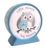 Little Miracle, Big Blessing Bank, Blue