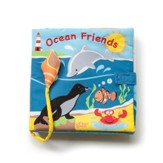 Ocean Friends Cloth Book with Sound