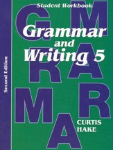 Saxon Grammar & Writing Grade 5 Student Workbook, 2nd Edition