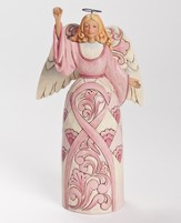 Breast Cancer Awareness Figurine