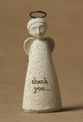 Thank You! Bless You!(tm) Angel Figurine