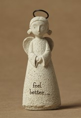 Feel Better! Bless You!(tm) Angel Figurine