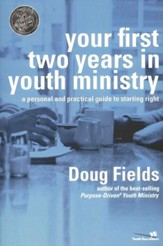 First Two Years of Youth Ministry - Slightly Imperfect
