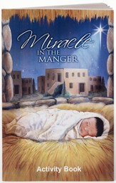 Miracle in the Manger Activity Book