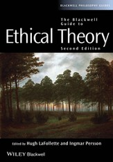 The Blackwell Guide to Ethical Theory - eBook