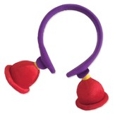 Larryboy Plunger Ear Head Band