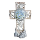 Bereavement Standing Photo Cross