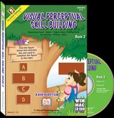 Visual Perceptual Skill Building 2 on CD-Rom