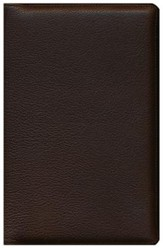 NLT: Select Reference Edition Goatskin Brown Index