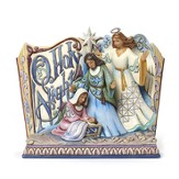 O Holy Night Songbook Figure